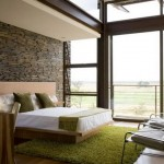 Maison design en Afrique du Sud-Chambre