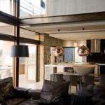 Maison design en Afrique du Sud-Piece a vivre