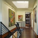 Maison design flottante-Escaliers
