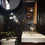 Maison design flottante-Salle de bain