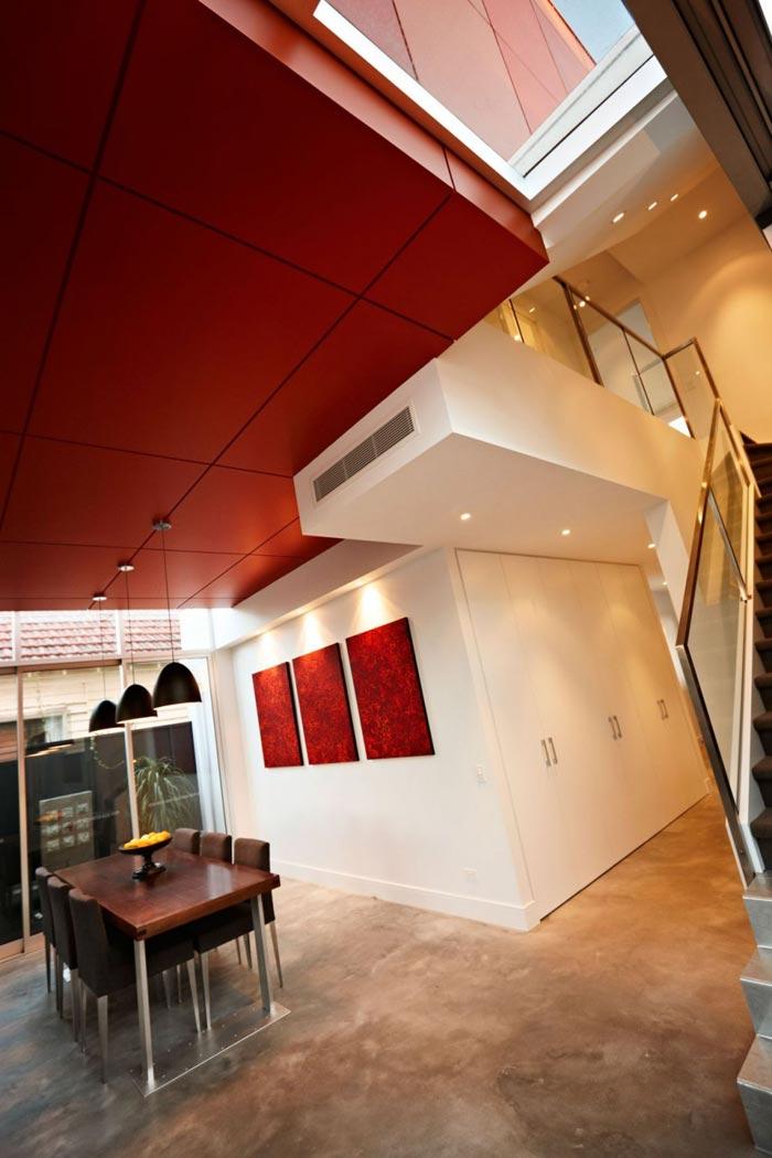 Maison design par LSA-Mezzanine