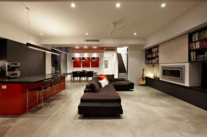 Maison design par LSA-Salon
