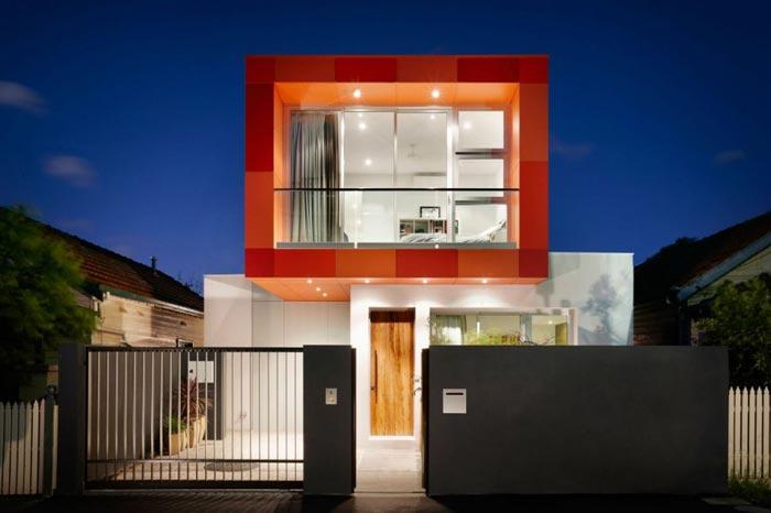 Maison design par LSA