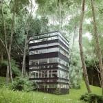 Maison japonaise design-Studio Ando
