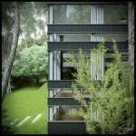 Maison japonaise design par Studio Ando