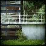 Maison japonaise design par Studio Ando-Vue exterieure