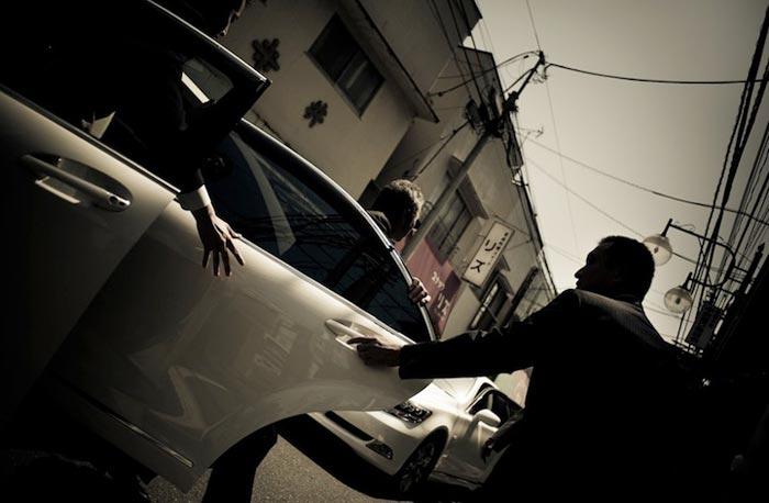 Odo Yakuza Tokyo par Anton Kusters