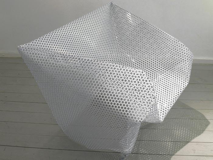 Prototype de chaise design par Tarazi