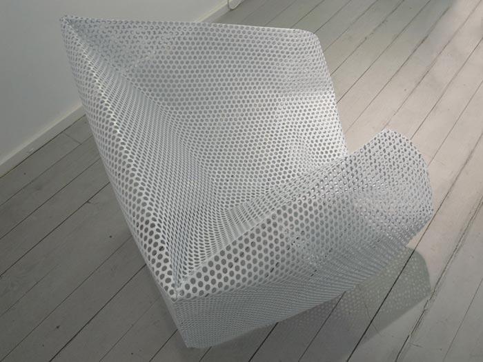 Prototype de chaise design