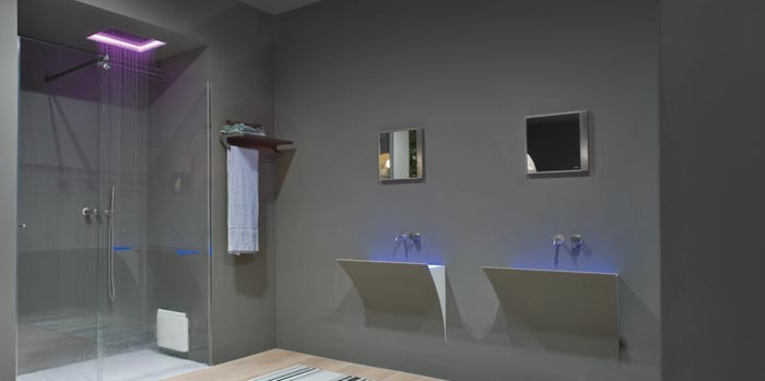 Sink Strappo par Antonio Lupi