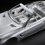 Structure Roadster Mercedes benz SL