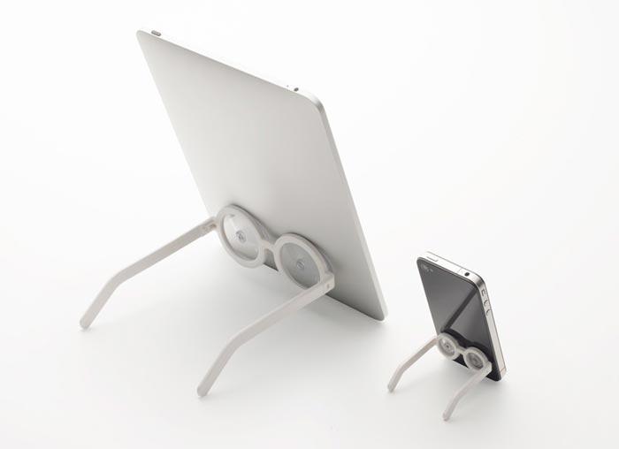 Support design  pour Smartphone par Nendo