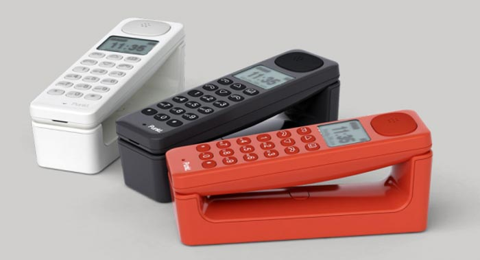 Telephone design DP01 par Jasper Morrison