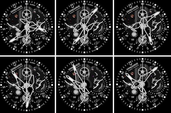Tempo Theory par Vangarde