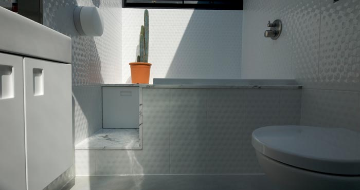 The Shadow House-Salle de bain