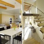 Tiburon Bay House-Escalier Design
