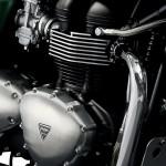 Triumph Bonneville T100 Steve McQueen Edition-Moteur