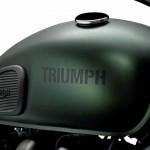 Triumph Bonneville T100 Steve McQueen Edition-Reservoir