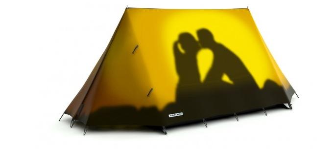 Tente de camping design