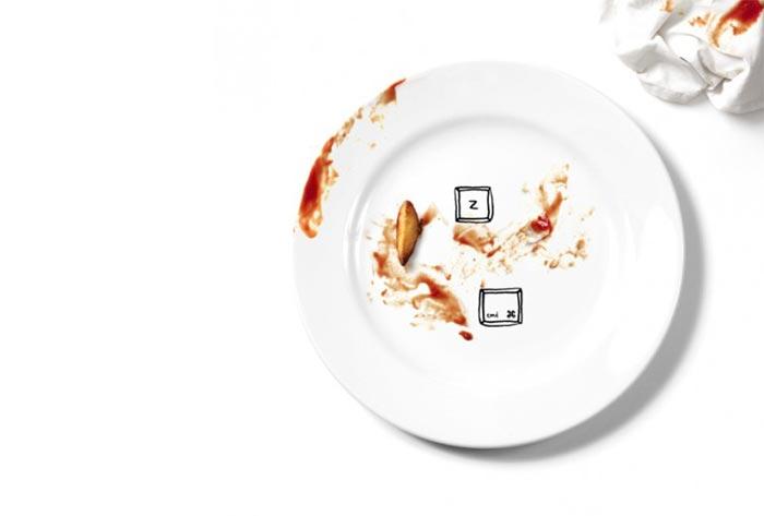 Assiette design