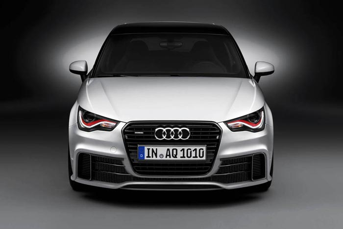 Audi A1 Quattro version 2012