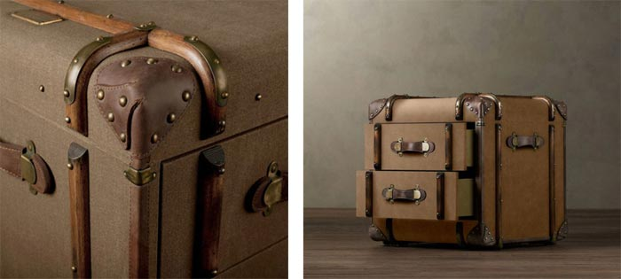 Bagages Restoration Hardware