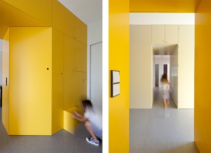 Bibliotheque jaune