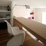Bureau design en mezzanine