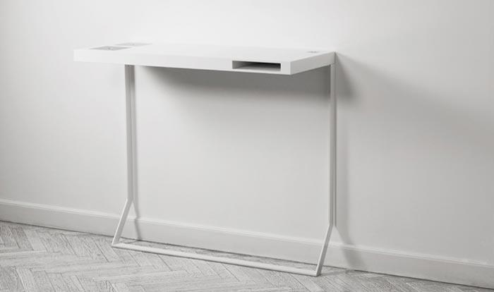 Moderne bureau imac pour informatique ordinateur mac imac