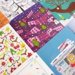 Cartes de voeux Atelier 81