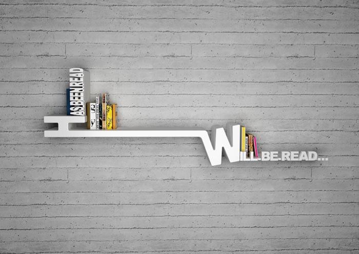 Etagere design Target Bookshelf