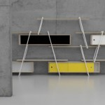 Etagere design et modulable