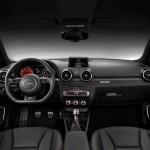Interieur de la nouvelle Audi A1 Quattro