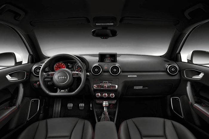 Interieur De La Nouvelle Audi A1 Quattro Arkko
