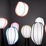 Lampe design Moais par Ionna Vautrin