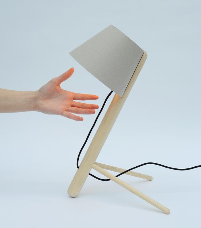 Lampe design Pine Lamp par MadeByWho