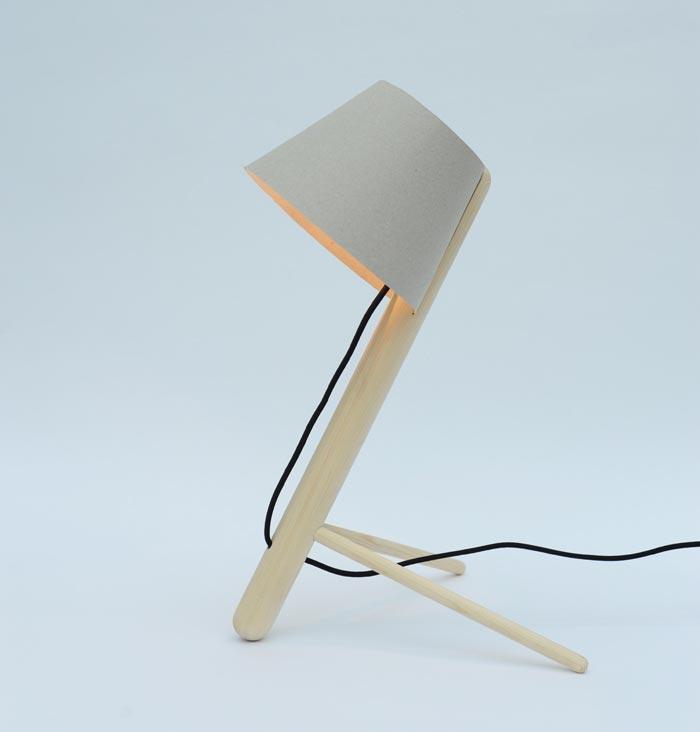 Lampe design Pine Lamp
