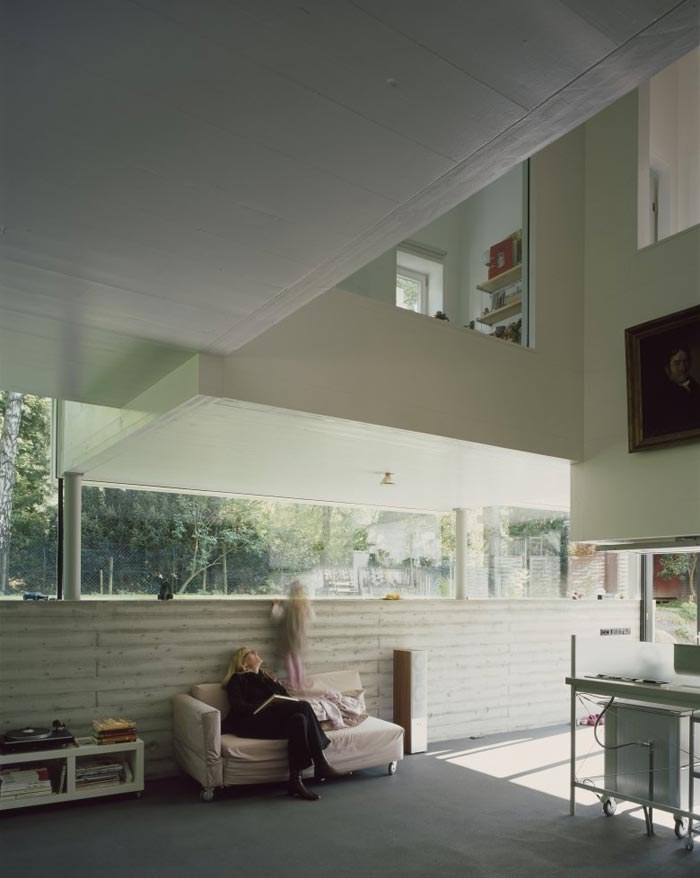 Maison-design-en-demi-niveaux