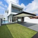 Maison design par Park + Associates