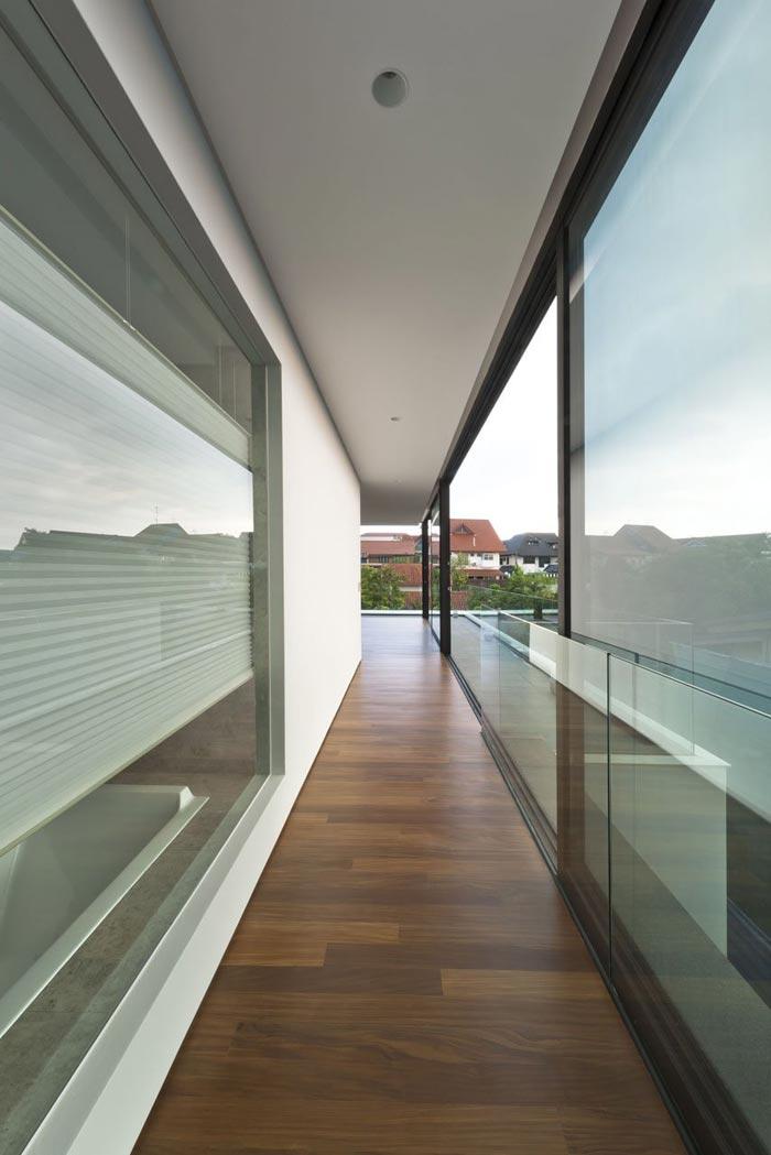 Maison design par Park + Associates-Coursive