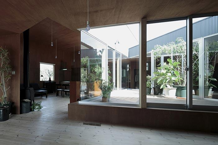 Maison design par Studio Synapse-Patio
