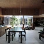 Maison design par Studio Synapse-salle a manger