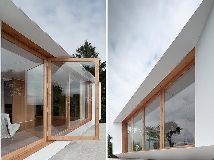 Maison design prefabriquee