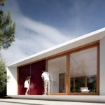 Maison modulable Mima House