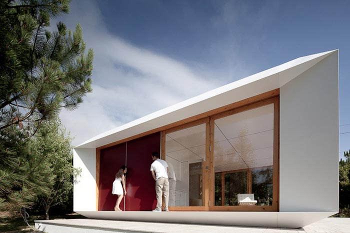 Maison modulable Mima House