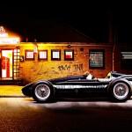 Maserati 250F des annees 50