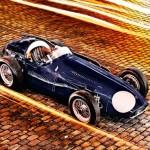 Maserati 250F par Bernd Kammerer