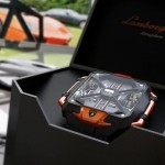 Montre design Avenger Vertical Tourbilon