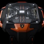 Montre design Avenger Vertical Tourbilon par Marko Petrovic