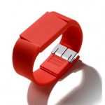 Montre design Mutewatch rouge